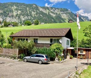 Ferienwohnung Haus am Bach in Toggenburg