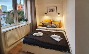 Luxury 2 Bedrooms Old Town Panorama Privat Parking