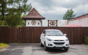 Гостевой дом Волга-Волга