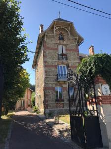 Location gîte, chambres d'hotes La Villa Eustache dans le département Marne 51
