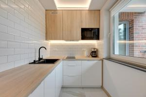 Wave Apartments Świętej Barbary 1112