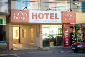 Hotel Domo, Hotely  Prudentópolis - big - 22
