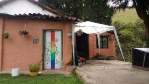 Casa campesina la Maria, Kempingy  San Rafael - big - 9