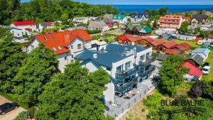 Apartamenty BLUE BALTIC nad morzem Chłopy