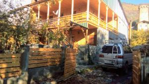 Гостевой дом Kaldani, Местиа