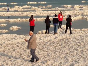 Aloni Neve Zohar Dead Sea, Апартаменты  Неве-Зоар - big - 51