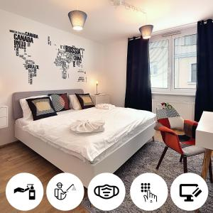 Key-Box Check-in Apartments by Ambiente - Hotel - Bratislava