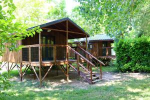 Location gîte, chambres d'hotes Camping Le Mouliat dans le département Lot et Garonne 47