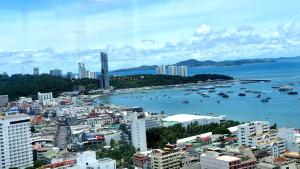 THE BASE PATTAYA#Infinity Rooftop Swimming pool#By Alin#