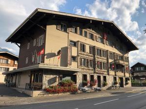 Hotel Bären - Ringgenberg