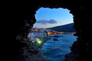 House by the sea Andros Greece