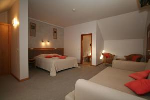 Hotel Santa, Hotel  Sigulda - big - 84