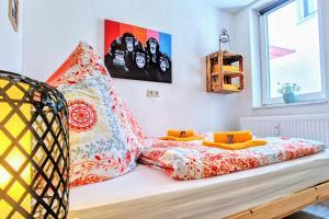 Uhlpartment Historisches LOFT in TOP CITY LAGE Wlan Netflix Smart TV Küche