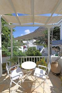 Villa Katapoliani I Amorgos Greece