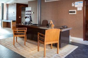 Hotel Oca Vila de Allariz, Szállodák  Allariz - big - 61