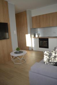 Apartament C11 z ogródkiem Marynarska 8