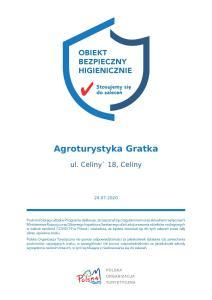 Gospodarstwo AgroturystycznoEdukacyjne Gratka