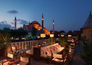 Four Seasons Hotel Istanbul at Sultanahmet (18 of 58)