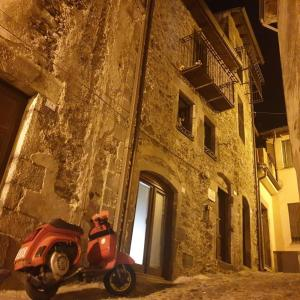 Vintage Sardinian house