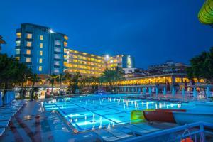 MERİDİA BEACH HOTEL
