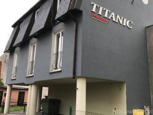 Pokoje z łazienkami Titanic
