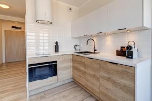 MH Blue Design Apartment Szczecin