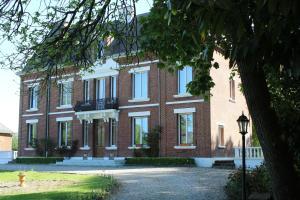 Bed & Breakfast au Château de Martinsart chez Dominique et Catherine