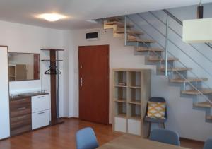 Apartament dwupoziomowy