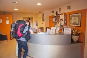 Youth Hostel Rijeka, Hostely  Rijeka - big - 6