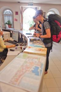 Youth Hostel Rijeka, Hostely  Rijeka - big - 7