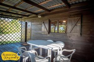 Słoneczne Kaszuby domek blisko jezior i lasów