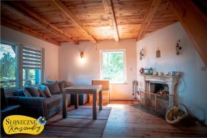 Słoneczne Kaszuby Dom nad jeziorem Węgorzyno