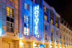 Novotel Lille Centre Grand Place, Отели  Лилль - big - 73