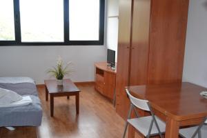 Apartamento cmodo en Edificio Monte Oiz