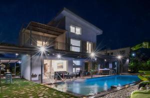 Enervillas VIP Villas with pool bbq Achaia Greece