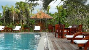 Terres Rouges Lodge, Hotely  Banlung - big - 139