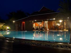 Terres Rouges Lodge, Szállodák  Banlung - big - 79