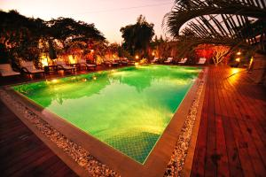 Terres Rouges Lodge, Hotels  Banlung - big - 141