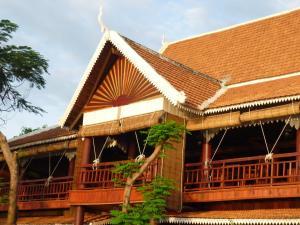 Terres Rouges Lodge, Szállodák  Banlung - big - 76