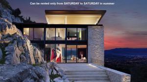 VILLA FARFALLA - The world unique villa with an op - AbcAlberghi.com