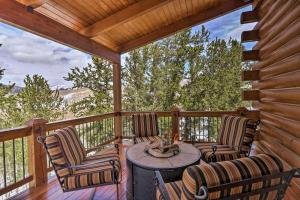 The Greisen Highlands Lodge Home with Amazing Views & Hot Tub - Hotel - Jefferson