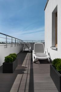 Apartament z tarasem Panorama