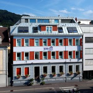 Bodensee, Pension in Bregenz