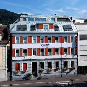 Bodensee, Pension in Bregenz bei Diezlings