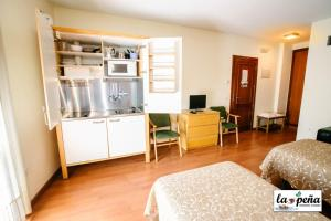 Apartamentos Turísticos La Peña, Апартаменты/квартиры  Баньос-де-Монтемайор - big - 12