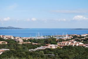 Appartamento super panoramico con parcheggio Porto Rotondo