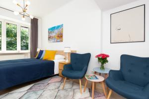 Apartments Warsaw Odolańska by Renters