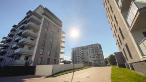 Apartament NaturalnyLake Apartments osiedle Calamo ParkOlsztyn
