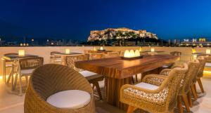 Central Hotel, Hotel in Athen