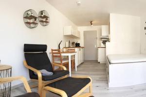 Apartment-Mitten in Konstanz + Parkplatz + Netflix TV